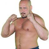 Mario Schwarzkopf Herausforderer um den MMA WM Titel im Heavyweight