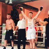 Denis wins at Gym 23 Fightnight