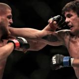 UFC 239 in Las Vegas mit Ismail Naurdiev