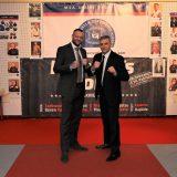 Henry Bannert mit GM Dan Filzwieser