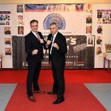 Ing. Rebensteiner mit GM Dan Filzwieser