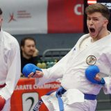 Austrian Champions Cup | Hard Vorarlberg | Mihael Dujic | Karate | EM Qualifikationen | Celo Karate Sisters