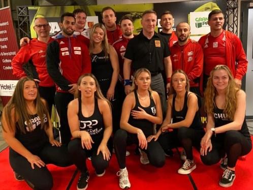 Trainingslager | Dänemark | Österreichische Ringer | EM Rom