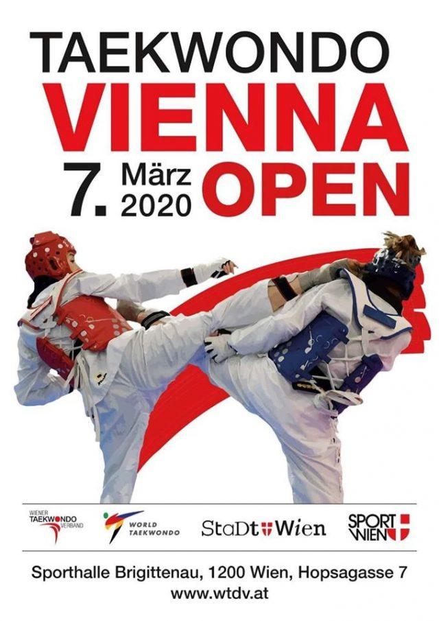 Vienna | Taekwondo Open | Wien Brigittenau | Niederösterreichischer Taekwondo Verband