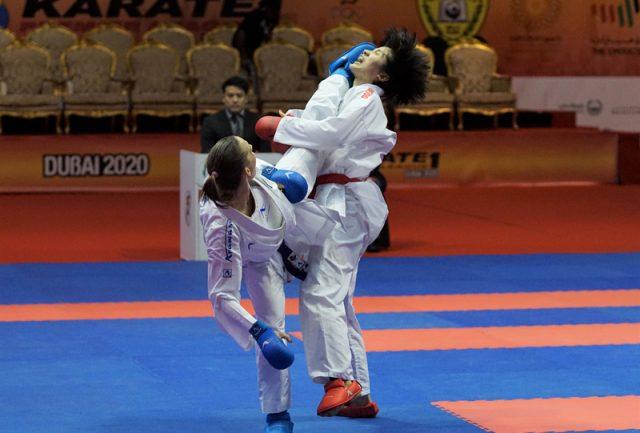 Bettina Plank | Premier League | Dubai 2020 | Karate | Bronze