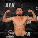 MMA Profifighter Ahmet Simsek c) René Bakodi