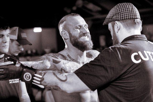 MMA Fighter Draxler