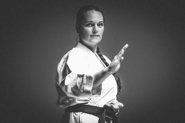Eva Kathrein Karate Bregenz Vorarlberg