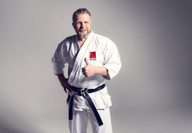 Stefan Mayr von Karate Bregenz Vorarlberg