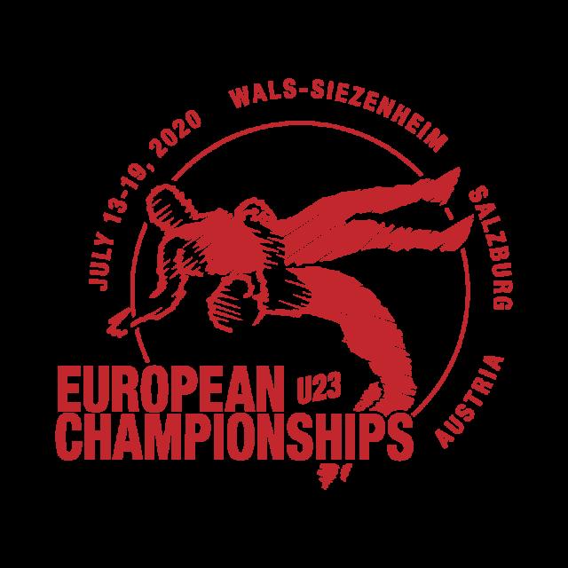 European Championship Ringen Wals-Siezenheim, Salzbug 13-19 Juli Logo