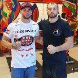 Christoph Jung mit Trainer Uvais Bisayev