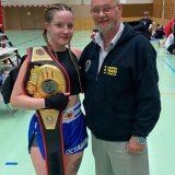 K1_WKF_Europameisterin Annika STAHN