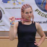 Katharina Rychkova gewinnt die K1 WKF Staatsmeisterschaft
